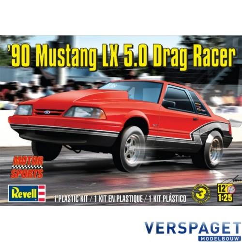 1990 Mustang LX 5.0 Drag Racer 85-4195