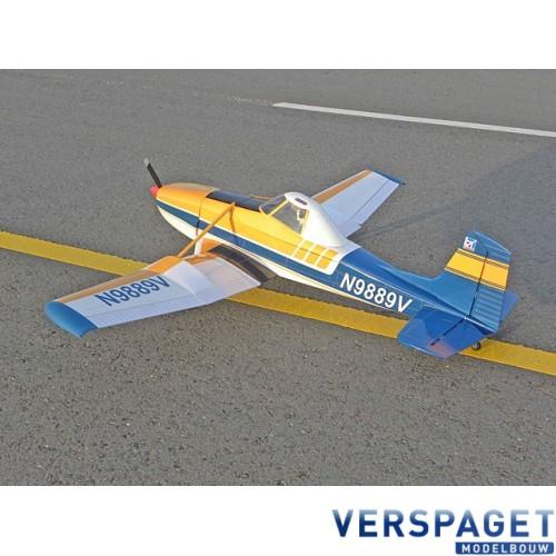 Cessna 188 AG wagon V2 Blauw -C5409