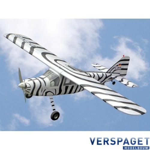 Dornier DO-27 Grismek  & Aandrijf Set & Servo's