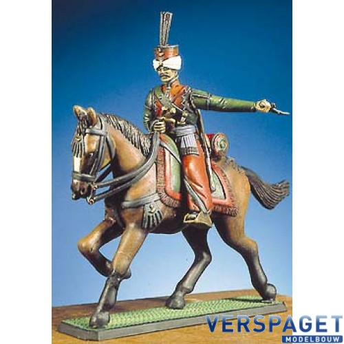 French Imperial Guard Mounted Mamaluk 1805 Moulds -PA80-10
