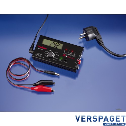 Power Peak A 4 EQ-LCD & Voeding 230/12 Volt -308560