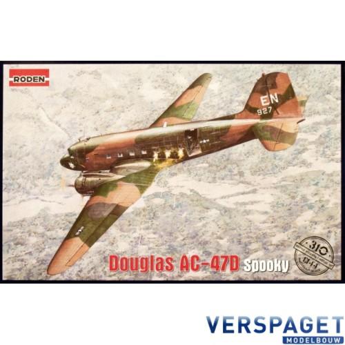 Douglas AC-47D Spooky -310
