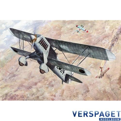 Heinkel HE 51 B.1 -452