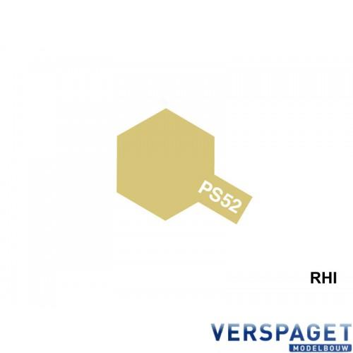 Tamiya lexaan verf spuitbus zijde champagne goud anodized aluminium ps 52 - Monster verf ...