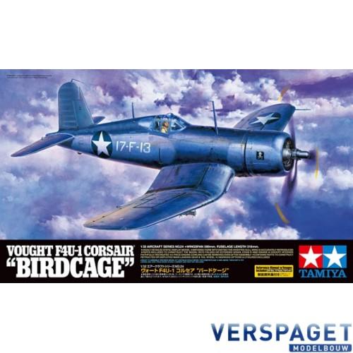"VOUGHT F4U-1 CORSAIR ""BIRDCAGE"" -60324"