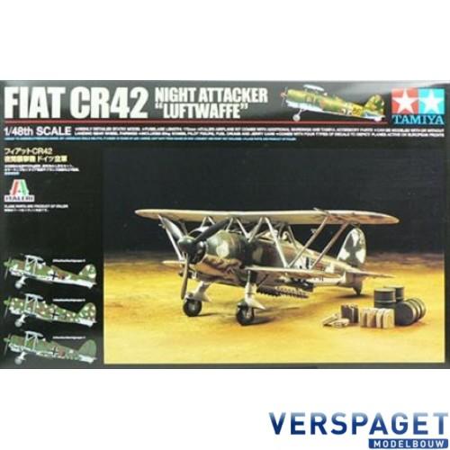 """Fiat CR42 Night Attacker """"Luftwaffe"""" -89722"""