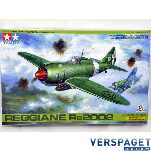 Reggiane Re2002 -(89787)