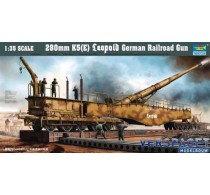 280mm K5(E) Leopold Railroad Gun -00207