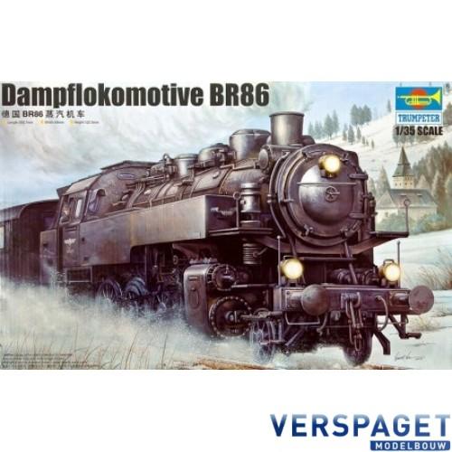 Dampflokomotive BR86 -(00217)