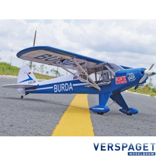 Super Cub Burda Staffel Big Scale