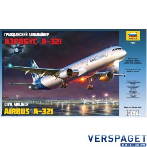 Airbus A321 -(7017)