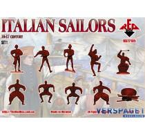 Italian Sailors 16-17 centry. Set 1 -105
