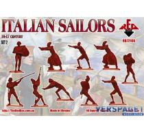Italian Sailors 16-17 centry. Set 2 -106
