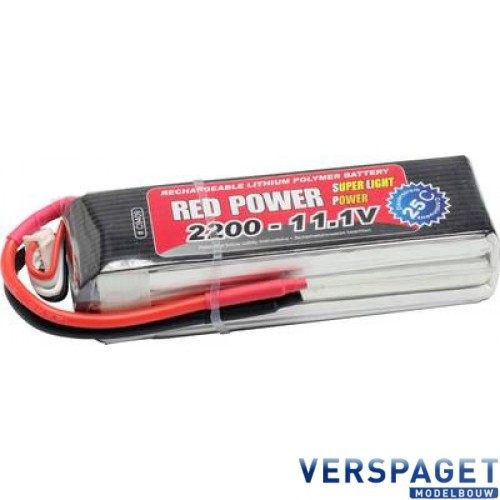 LiPo Accu 2200 - 11,1V -C9409