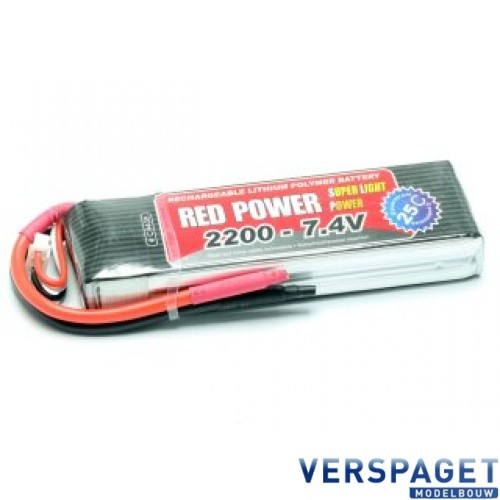 LiPo Accu 2200 - 7,4V -C9408