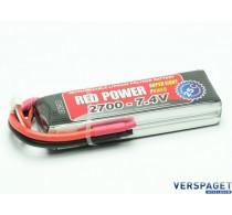 LiPo Accu 2700 - 7,4V -C9411
