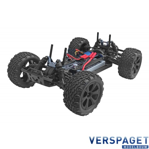 BLACKOUT XTE 1/10 SCALE ELECTRIC BRUSHLESS MONSTER TRUCK -RC00022