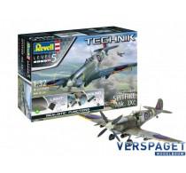 Supermarine Spitfire Mk.IXc - Technik -00457