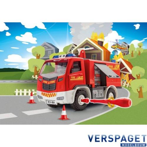 Brandweerwagen Auto Junior Kit -00804