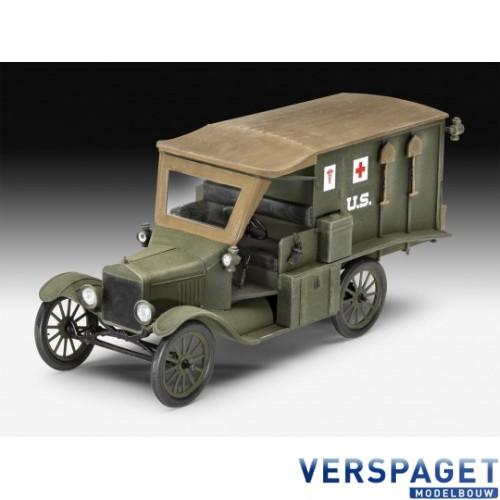 Model T 1917 Ambulance -03285