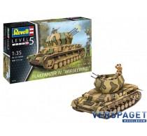 Flakpanzer IV Wirbelwind -03296