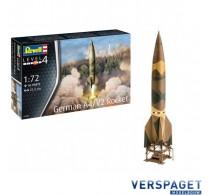 German A4/V2 Rocket -03309