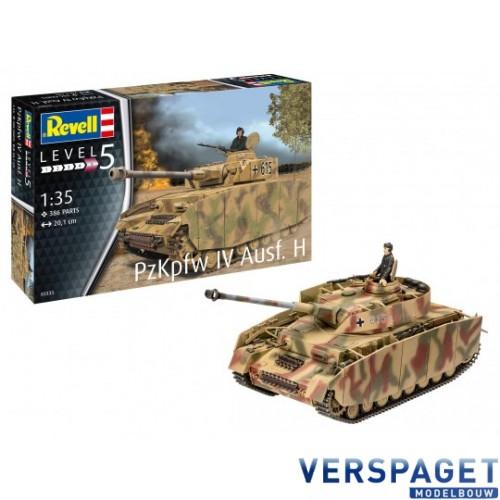 Panzer IV Ausf. H -03333