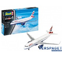 Airbus A320 neo British Airways -03840