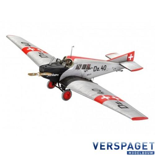 Junkers F.13 & Verf & Lijm & Penseeltje -63870
