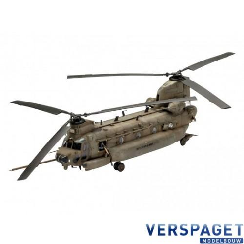 MH-47E Chinook & Verf & Lijm & Penseeltje -63876