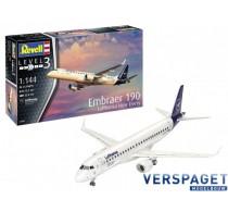 Embraer 190 Lufthansa New Livery 03883