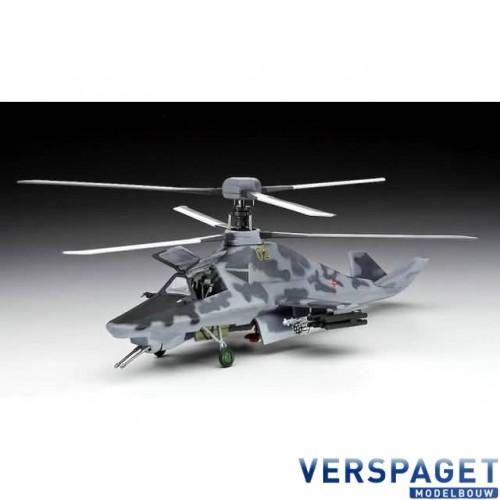 Kamov Ka-58 Stealth Helicopter -03889
