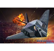 Lockheed Martin F-117A Nighthawk Stealth Fighter -03899