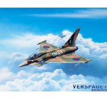 British Legends: Eurofighter Typhoon RAF & Verf & Lijm & Penseeltje -63900