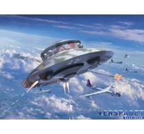 Flying Saucer Haunebu II -03903