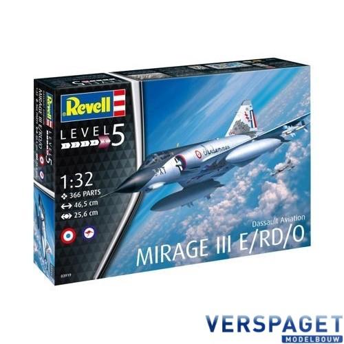 Dassault Mirage III E -03919