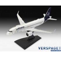 """Airbus A320 Neo Lufthansa """"New Livery""""  -03942"""