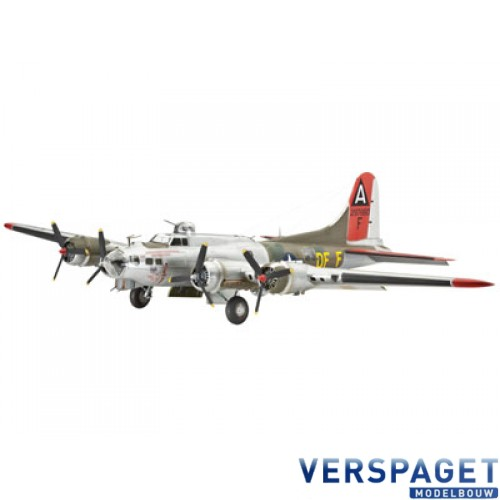 B-17G Flying Fortress -04283