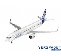 Airbus A321 Neo & Lijm & Verf & Penseeltje  -64952