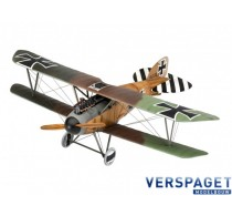 Albatross DIII & Lijm & Verf & Penseeltje -64973