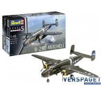 B-25C/D Mitchell -04977
