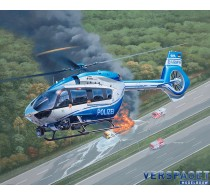 Airbus H145 Police suveillance helicopter -04980