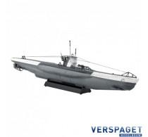 German Submarine TYPE VII C  -05093