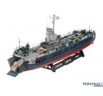 US Navy Landing Ship Medium 1:144 -05169