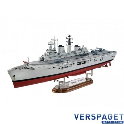 HMS Invincible Falkland War -05172