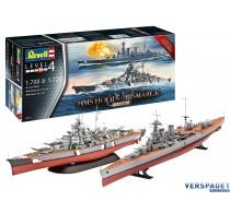 HMS HOOD vs. BISMARCK- 80th Anniversary -05174