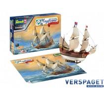 Mayflower 400th Anniversary -05684