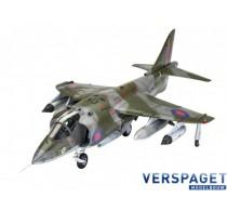 Harrier GR.1 & Lijm & Verf & Penseeltje -05690