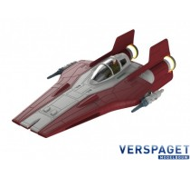 Resistance A-wing Fighter, red Clic & Play  & Sound & Light -06770
