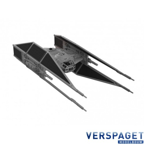 Kylo Ren's TIE Fighter Clic & Play  & Sound & Light -06771